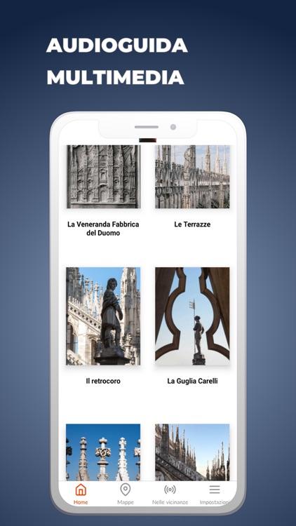 Duomo Milano Official App By Veneranda Fabbrica Del Duomo
