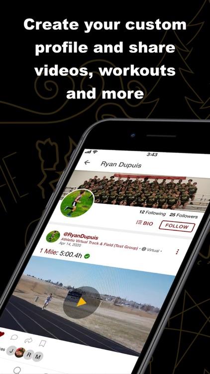 Athletic.APP screenshot-5