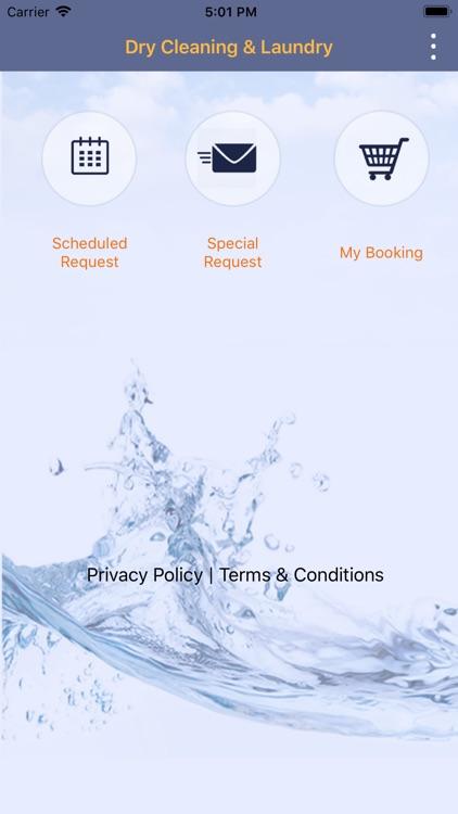 DoorServe Dry Cleaning screenshot-3