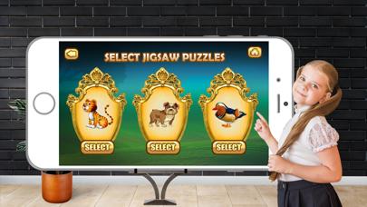 Kids Animal Jigsaw Puzzles 1
