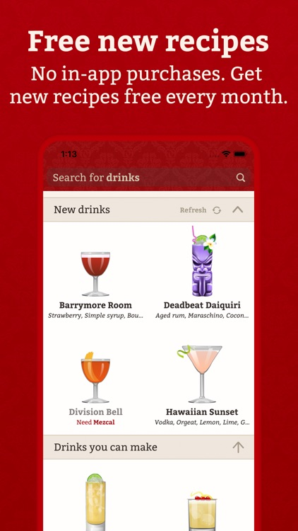 Cocktail Party: Drink Recipes screenshot-7