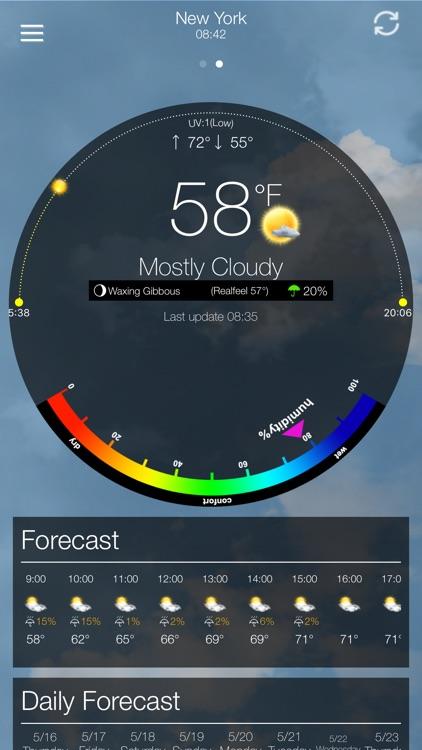 Weather ⁰ screenshot-9