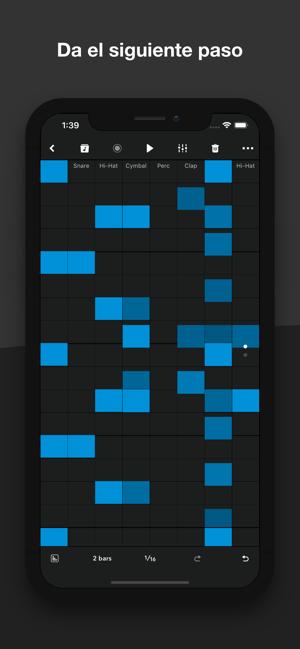 Reason Compact - Crea música Screenshot