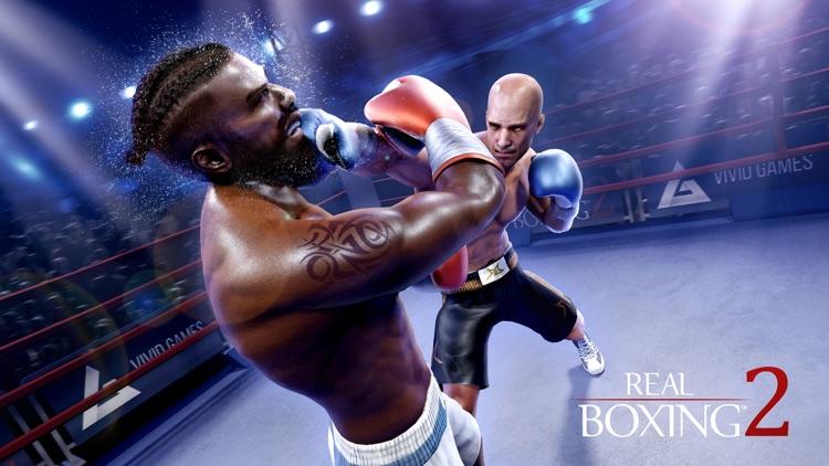 Real Boxing 2 screenshot-0
