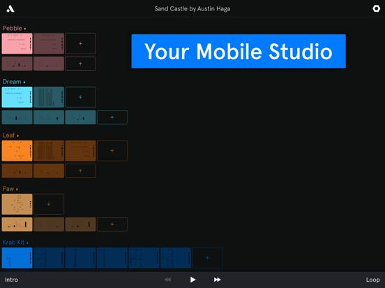 Screenshot #4 pour Auxy Pro - Music & Beat Maker