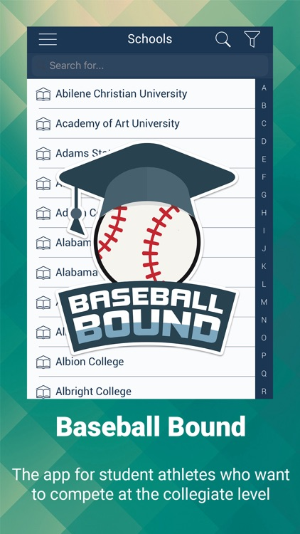 Baseball Bound