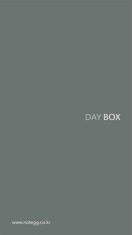 DAYBOX : D-DAY