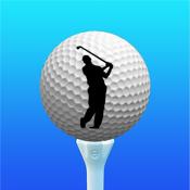 Golf GPS Caddie - Free Rangefinder Scorecard Stats & Bets (Range Finder) icon