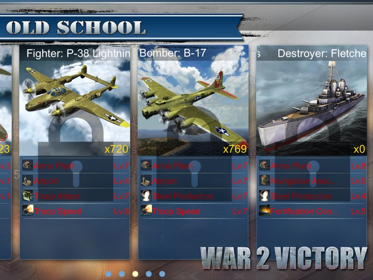 War 2 Victory HD screenshot-3