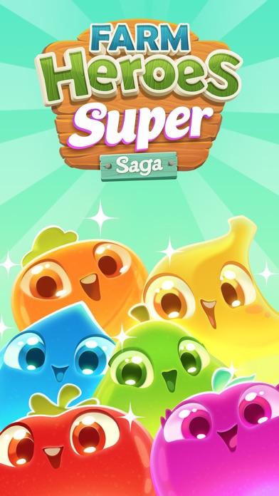 Screenshot of Farm Heroes Super Saga5