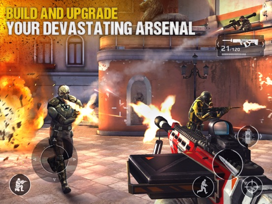 Modern Combat 5: Blackout screenshot