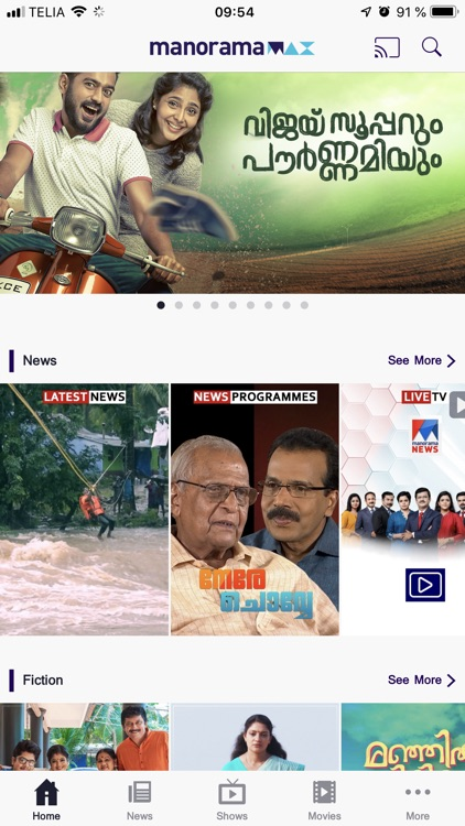 ManoramaMAX by MM TV LIMITED