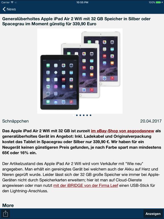 Screenshot #6 pour AppTicker News