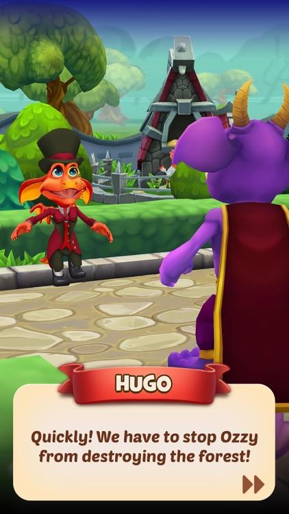 Magic Meadow: Fruit Match-3 screenshot-4