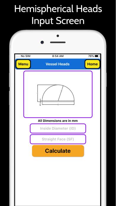 Pressure Vessel Heads Pro screenshot 4