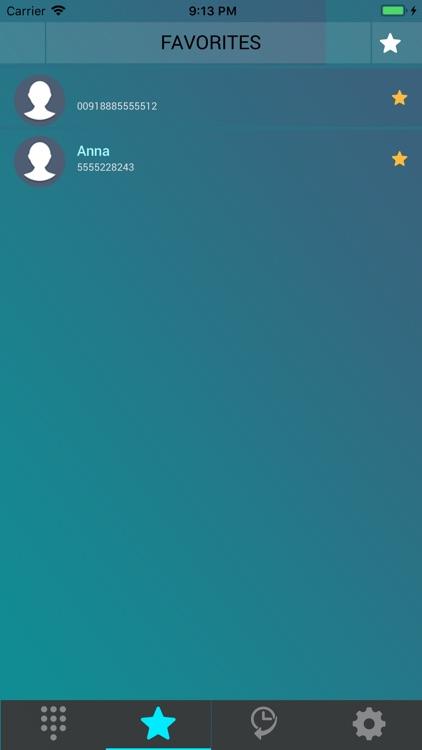 Hello Card Dialer screenshot-8