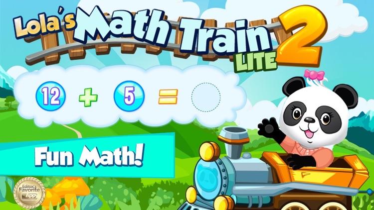Lola Panda's Math Train 2 LITE