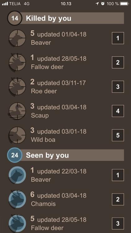Hunter's Friend screenshot-7
