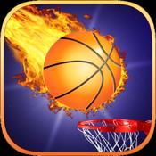 Icône de jeux de basket-ball