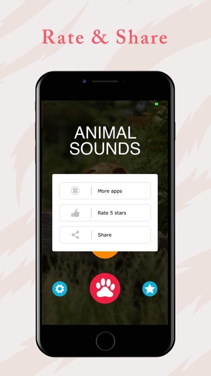 Animal Sounds for Kids.! screenshot-3