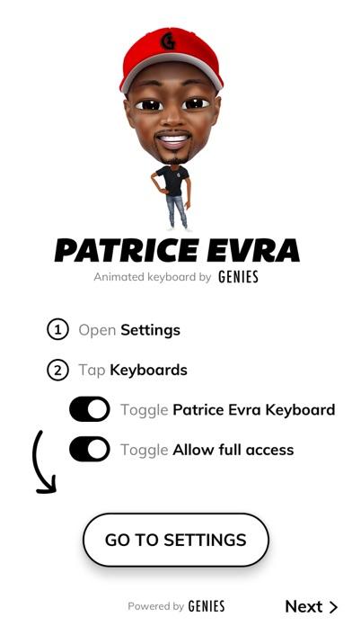 Patrice Evra's Genies screenshot 3