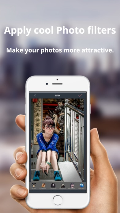 PicTouch:Photo Editor, Collage screenshot four