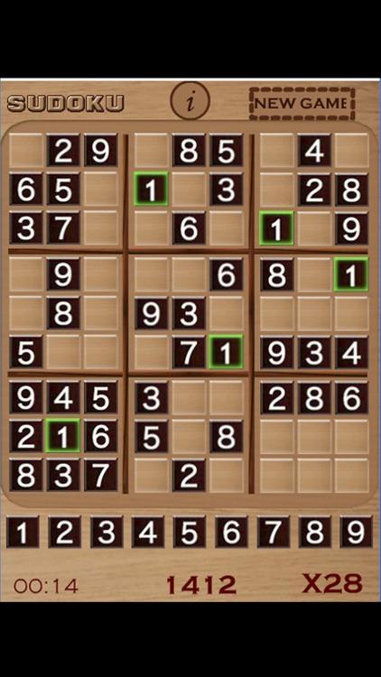 Sudoku Puzzles Game Fun