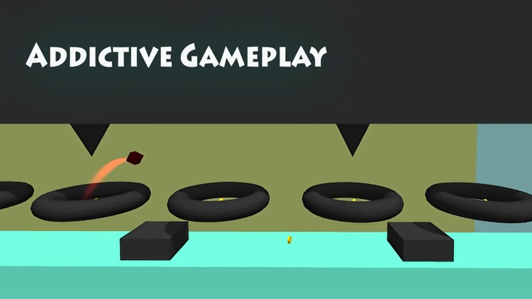 Quadruple Cube Jump 3D screenshot-3