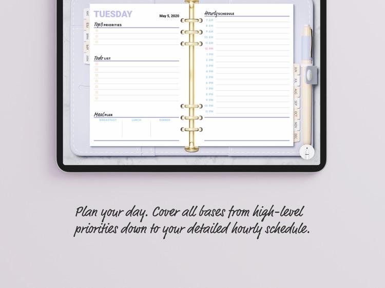 Pencil Calendar & Planner Pro screenshot-3