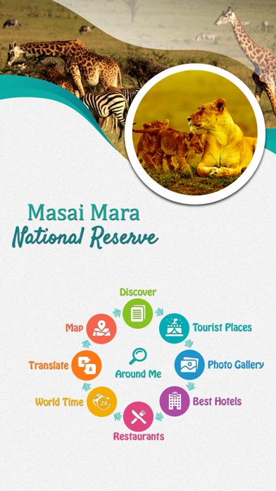 Masai Mara National Reserve screenshot 2