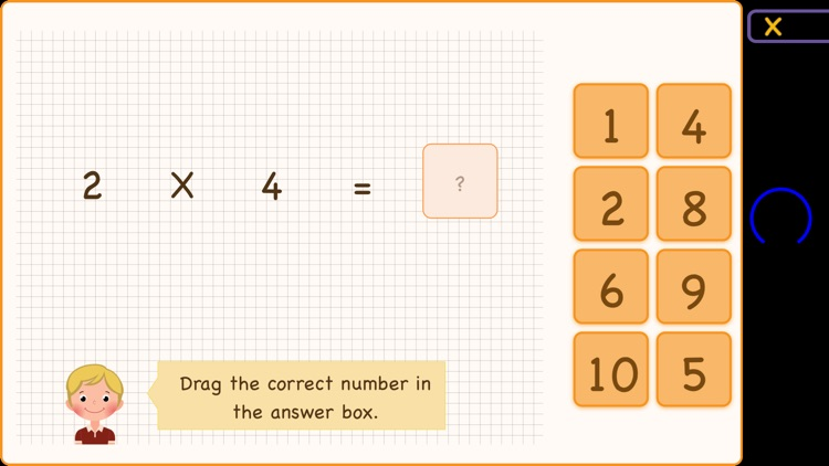 The 10 Times Tables (MagiWise) screenshot-4
