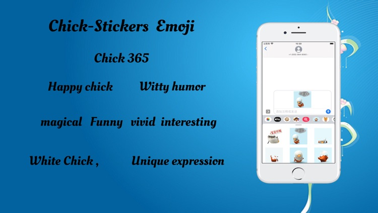Chick-Stickers