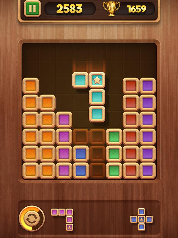 Block Puzzle: Star Finder screenshot 8