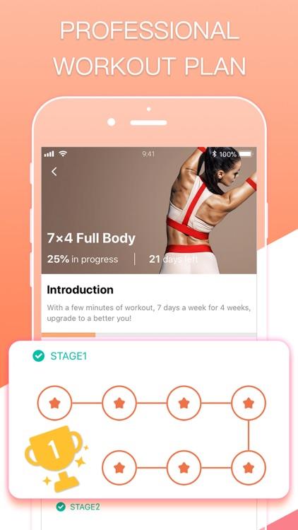 HiFit - Workout Fit Plan screenshot-4
