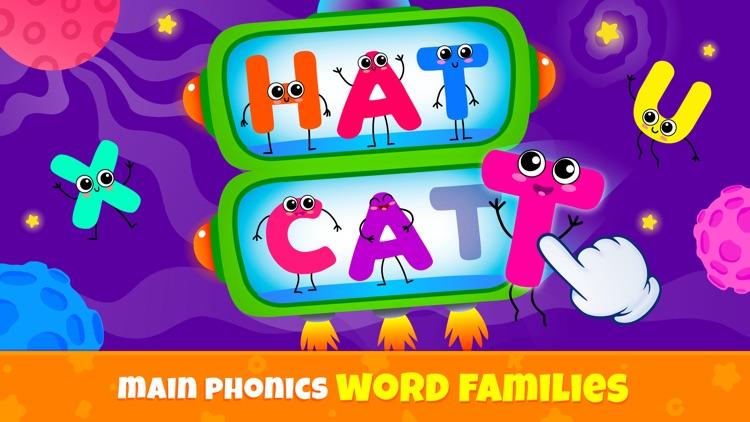 ABC Phonics & Games for Kids screenshot-3