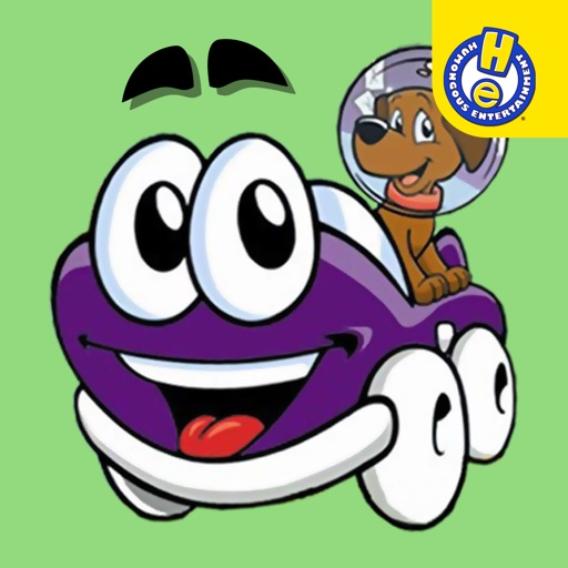Putt-Putt Goes to the Moon iOS App