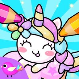 Dream Color Cartoon World