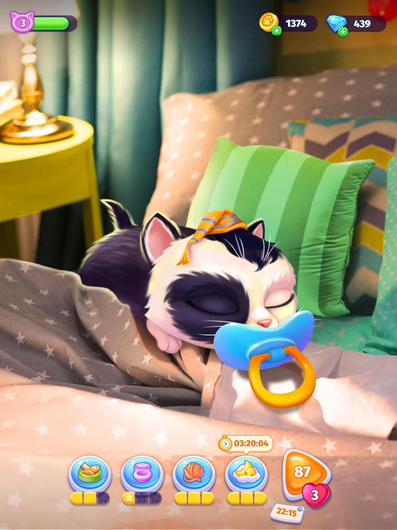 iPad Image of My Cat! - Pet Game