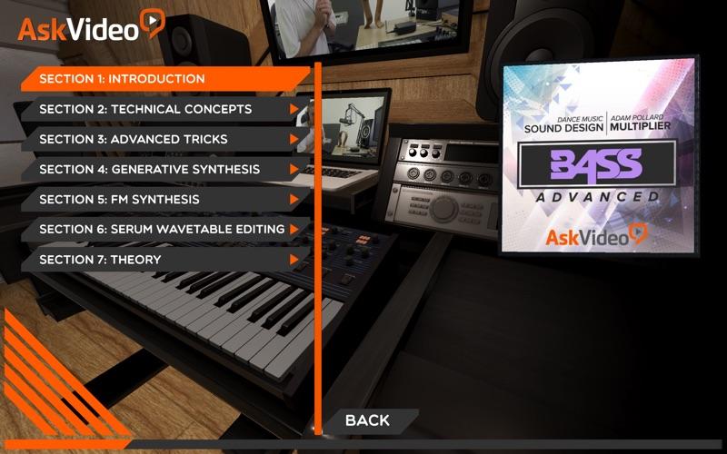Adv. Bass Dance Sound Design 2