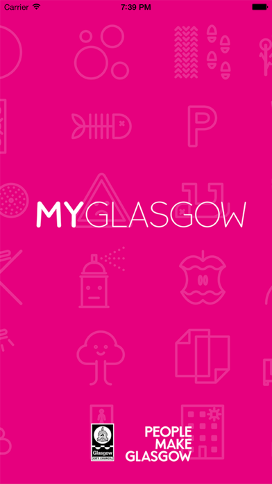 MyGlasgow-Glasgow City Council screenshot one