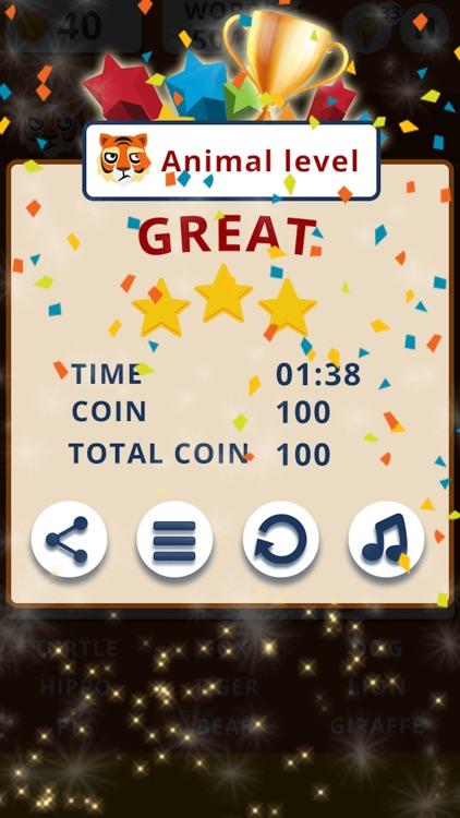 Word Search Fun Puzzle Game screenshot-5
