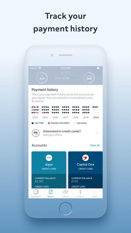 ClearScore – Credit Check screenshot-4