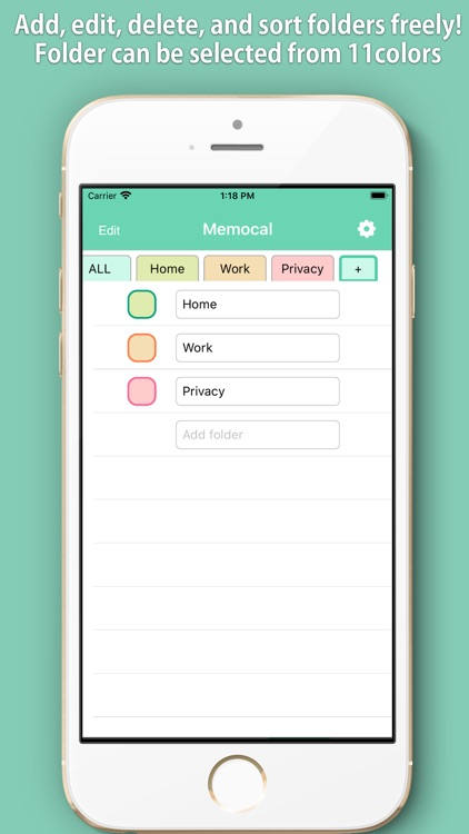 Memocal ~Notepad & Calculator~ screenshot-3
