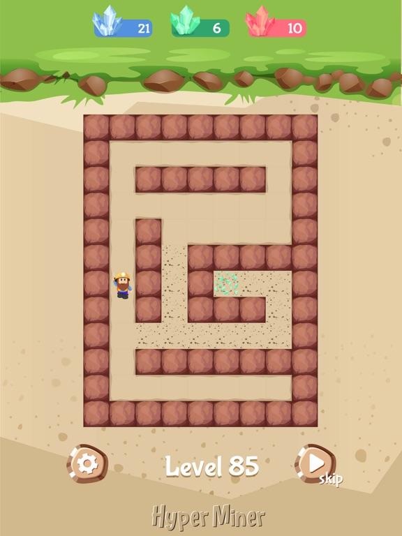 Hyperminer screenshot 10