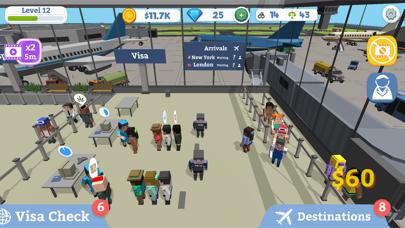 Idle Customs: Protect Airport screenshot 1