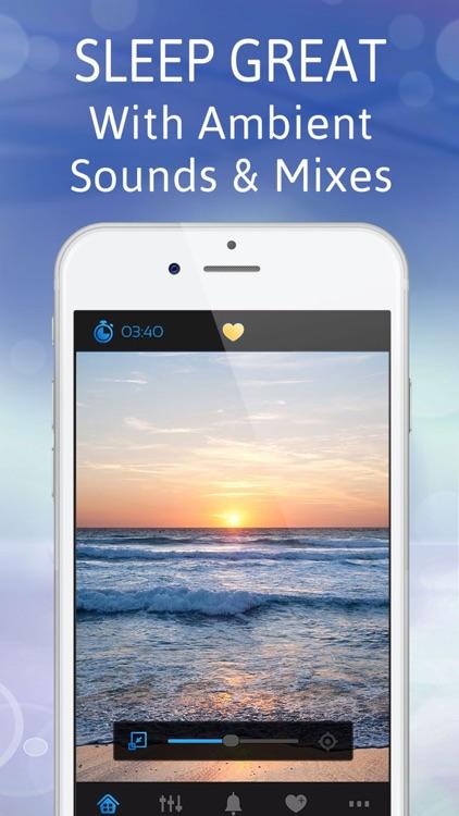 Sleep Sounds by Sleep Pillow screenshot-0