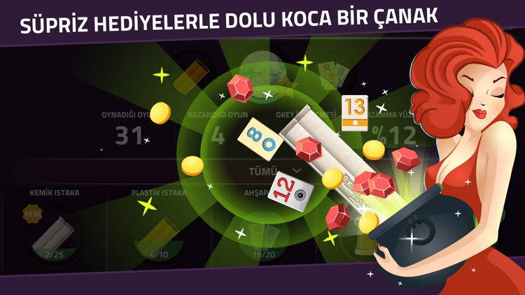 Okey Canlı screenshot-4