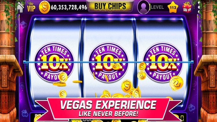 Vegas Slots - 7Heart Casino screenshot-0