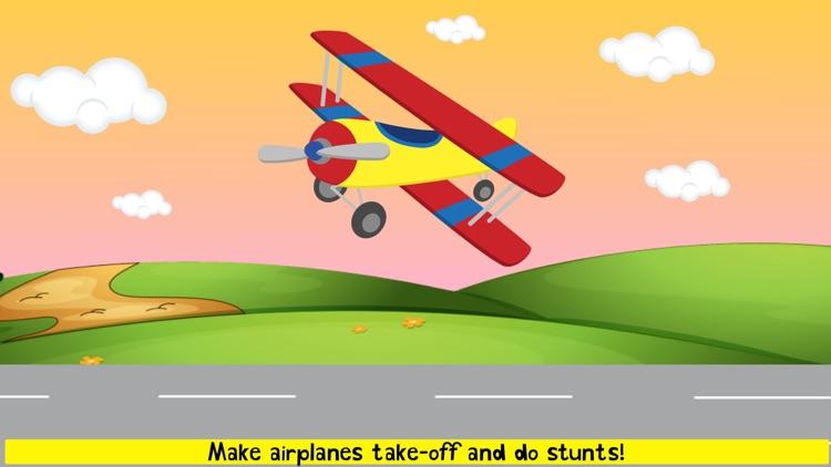 Airplane Games for Flying Fun screenshot-3