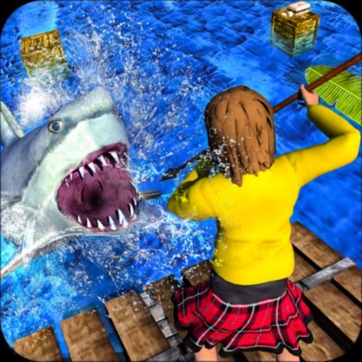 Raft Survival Attack 2019